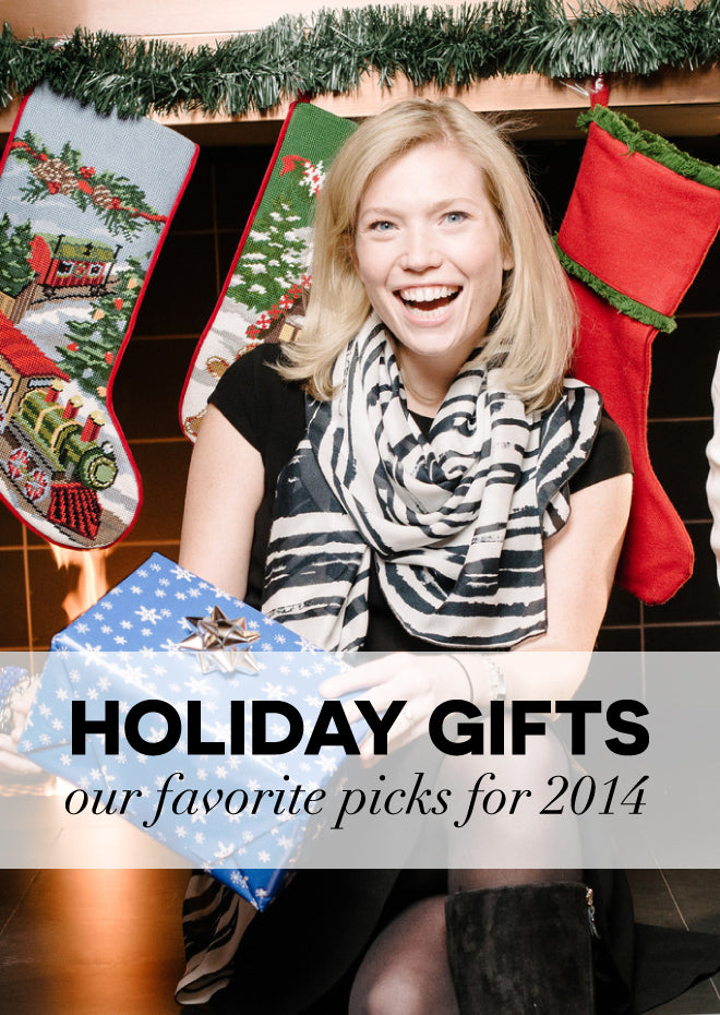 Holiday Gift Guide 2014 Of Mercer Blog