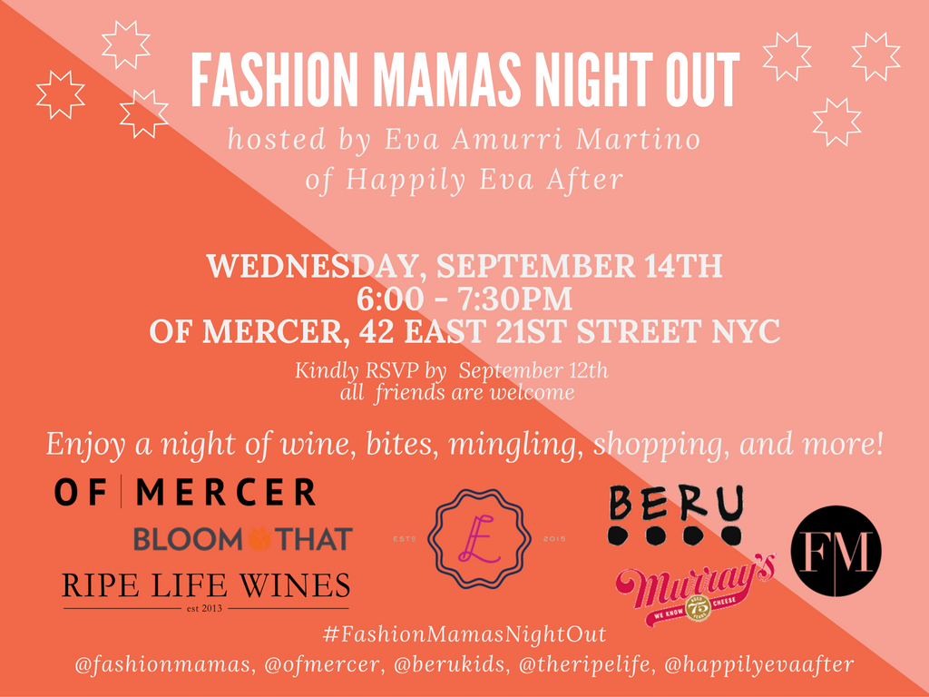 Fashion Mamas Of Mercer Networking
