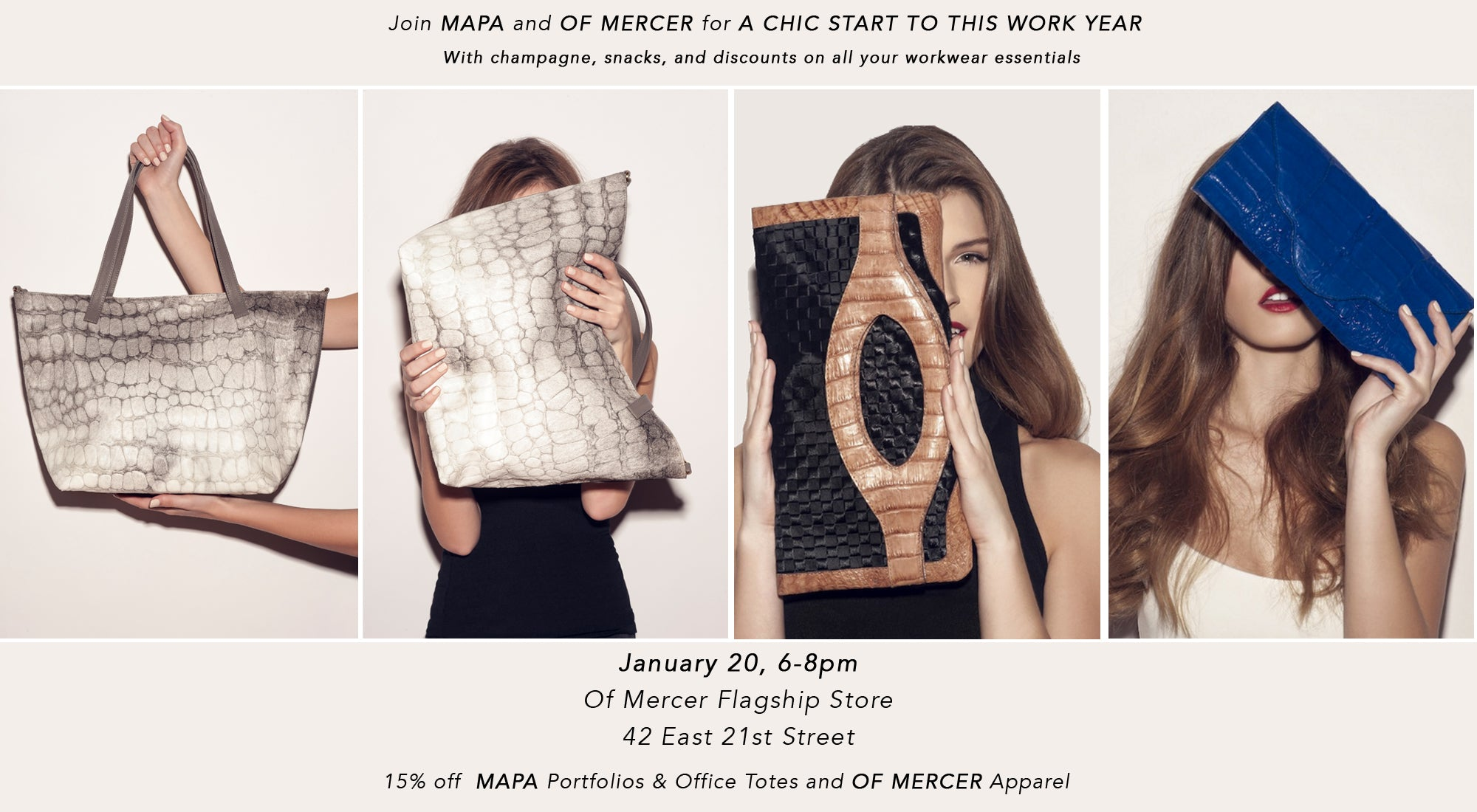Mapa Collective at Of Mercer