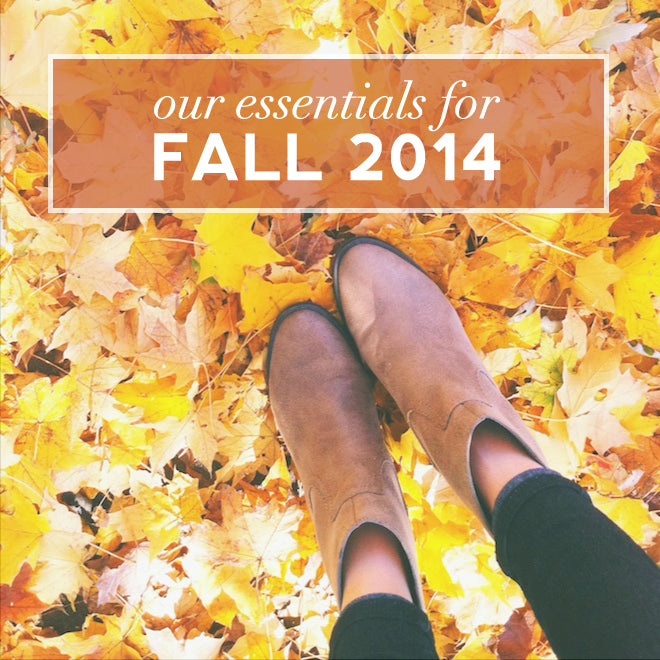 Of Mercer Fall Essentials Cover Photo