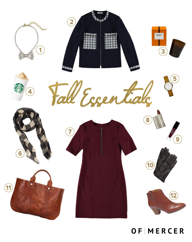 Of Mercer Fall Essentials Main Image