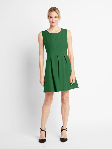 Clover Juniper Dress