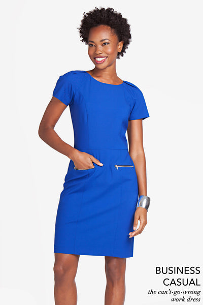 Business Casual Dress | Of Mercer