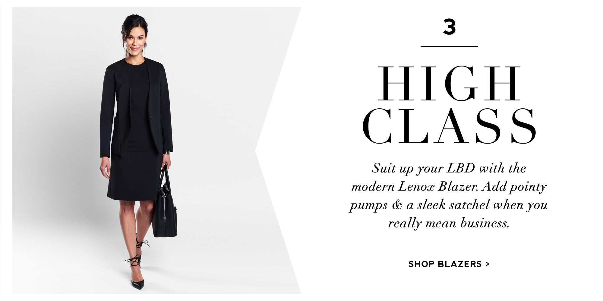 LBD Lookbook | High Class