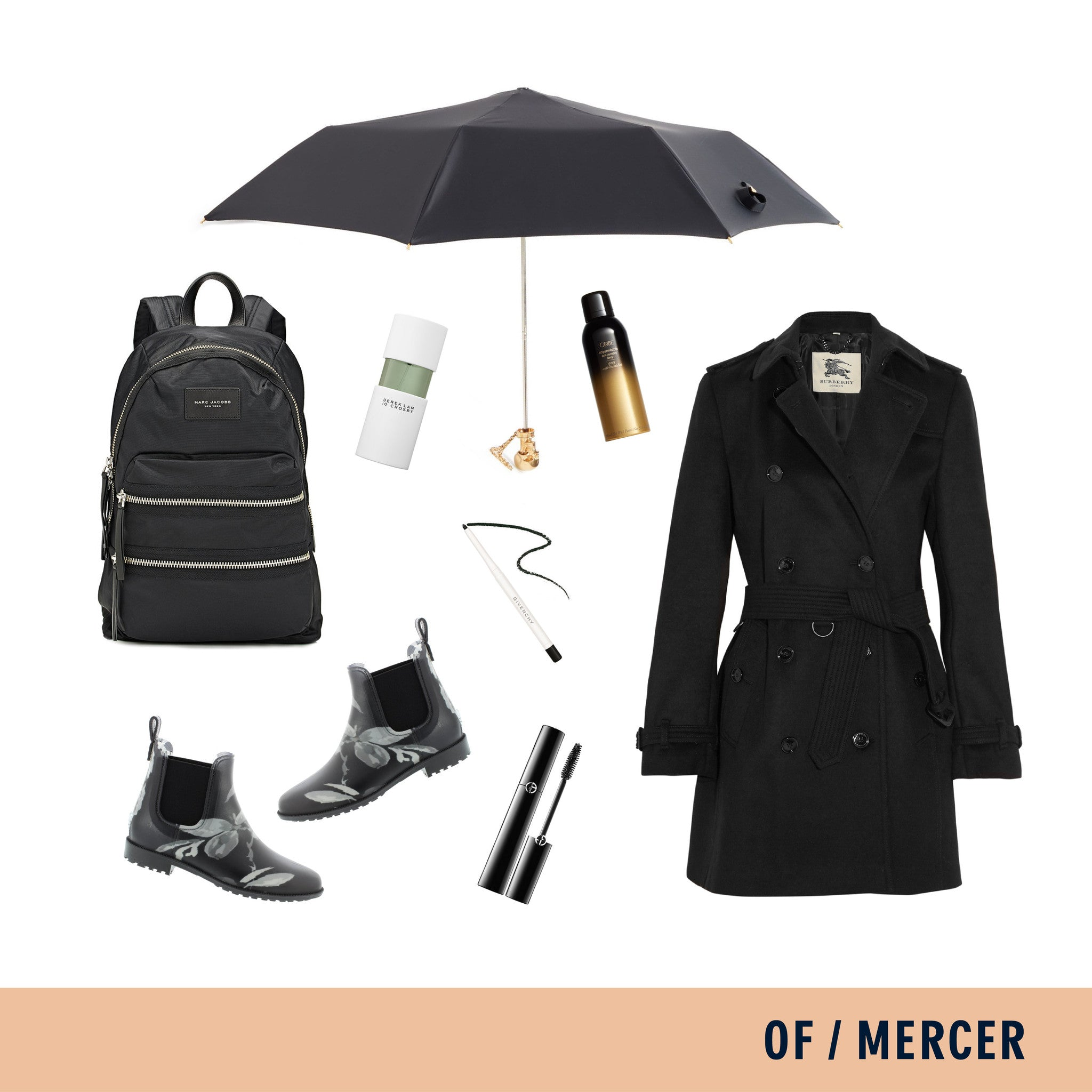 Rain Day Must-Haves