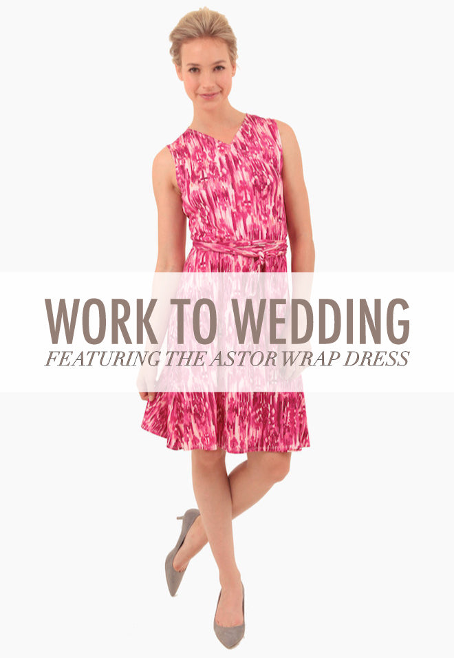 What To Wear To a Wedding | Of Mercer Blog