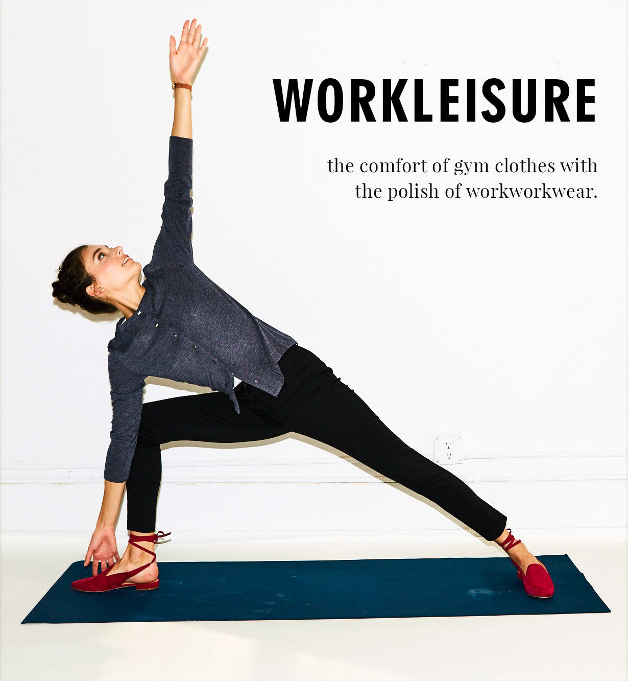 Of Mercer | Workleisure