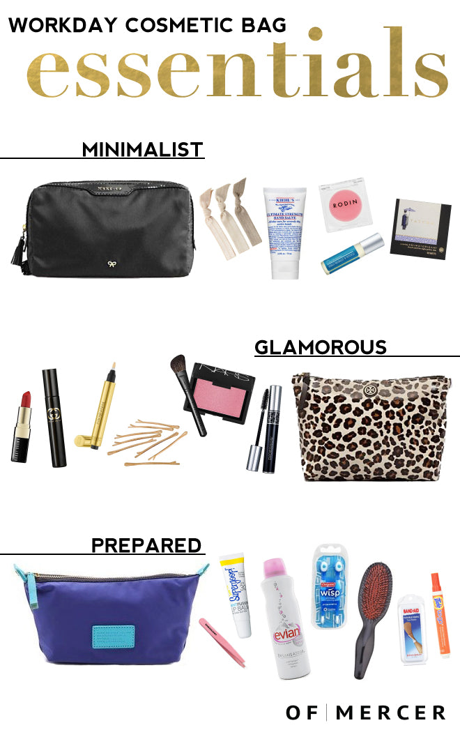 Of Mercer Workday Cosmetic Essentials