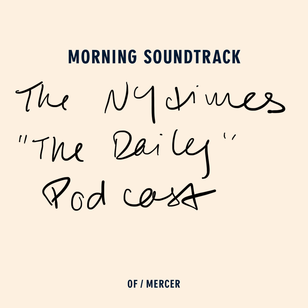 NYTimes The Daily Podcast