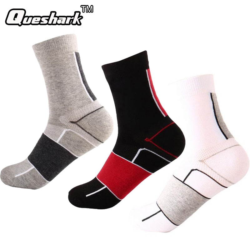 Men Cycling Socks
