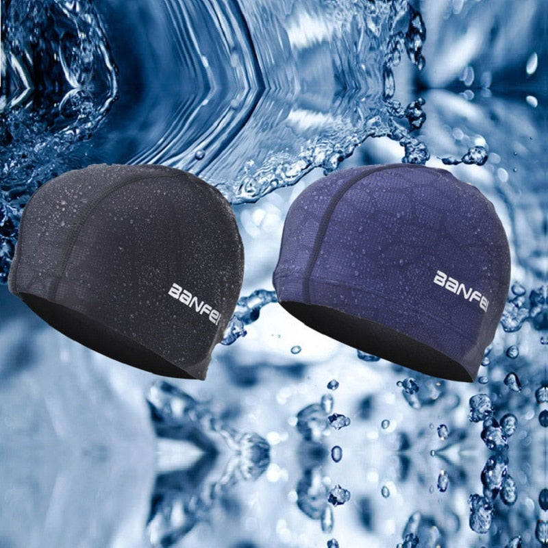Unisex Swimming Cap