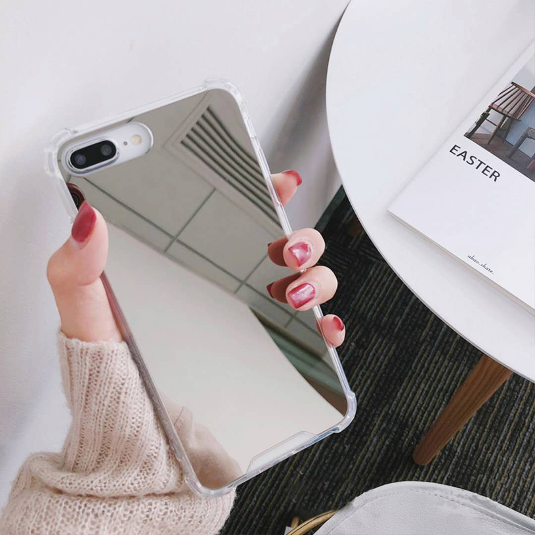 Makeup Cover Case For iPhone X