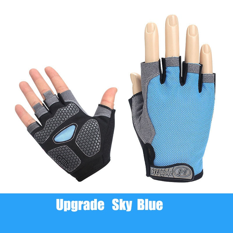 Unisex Fitness Gloves