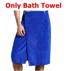 blue-bath-towel