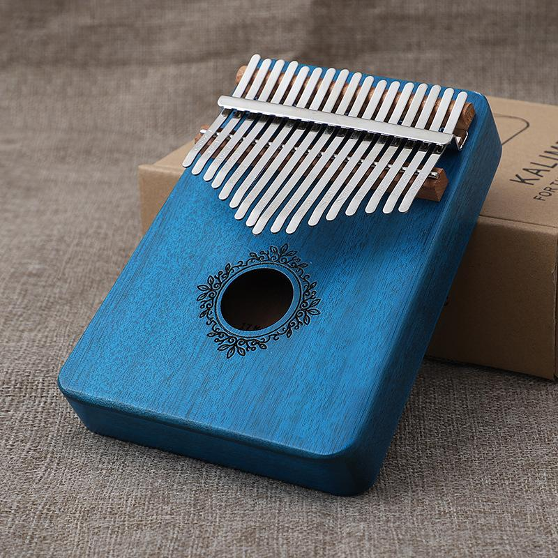 Wooden Kalimba 17 Key Thumb Piano