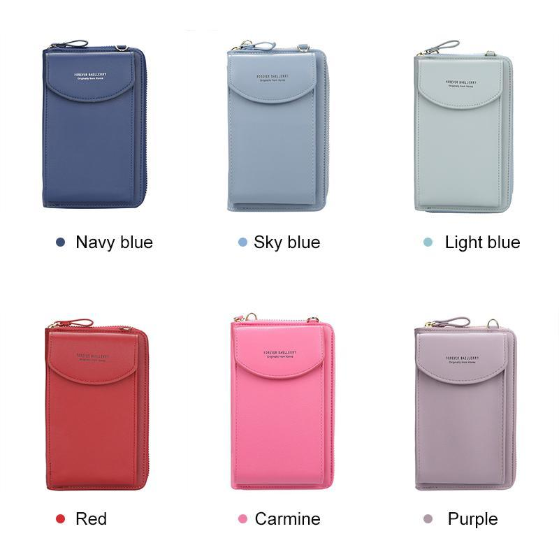Women's Multifunction Phone Bag