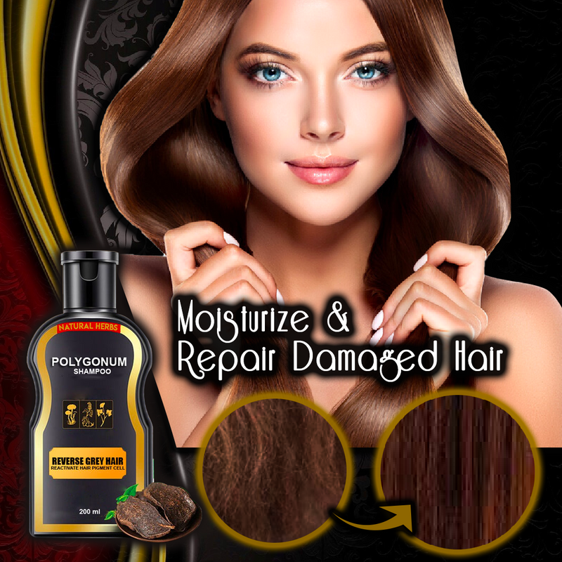 Hair Darkening Shampoo