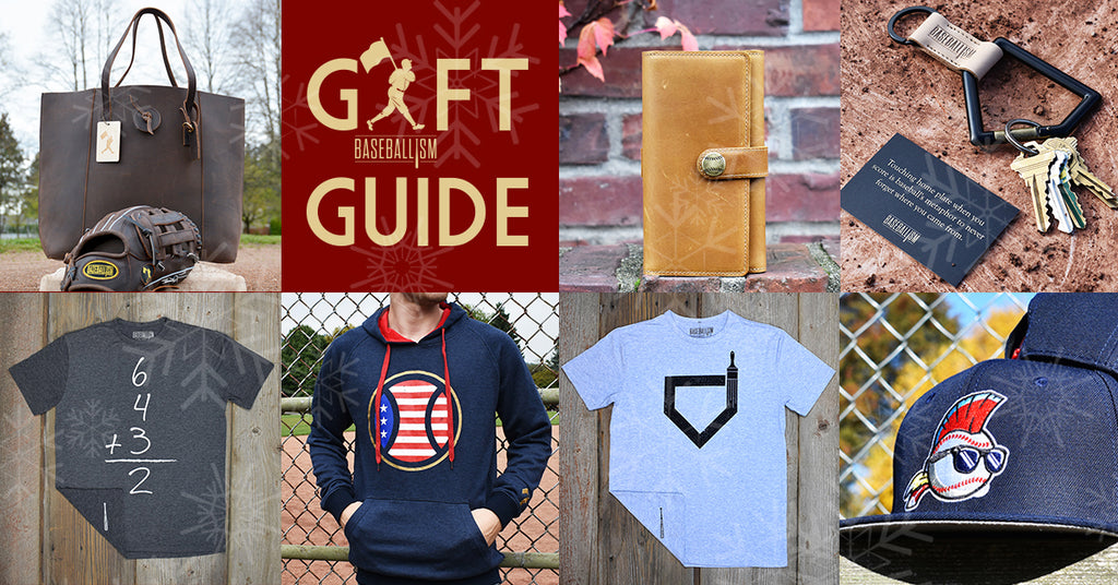 Baseballism 2017 Holiday Gift Guide