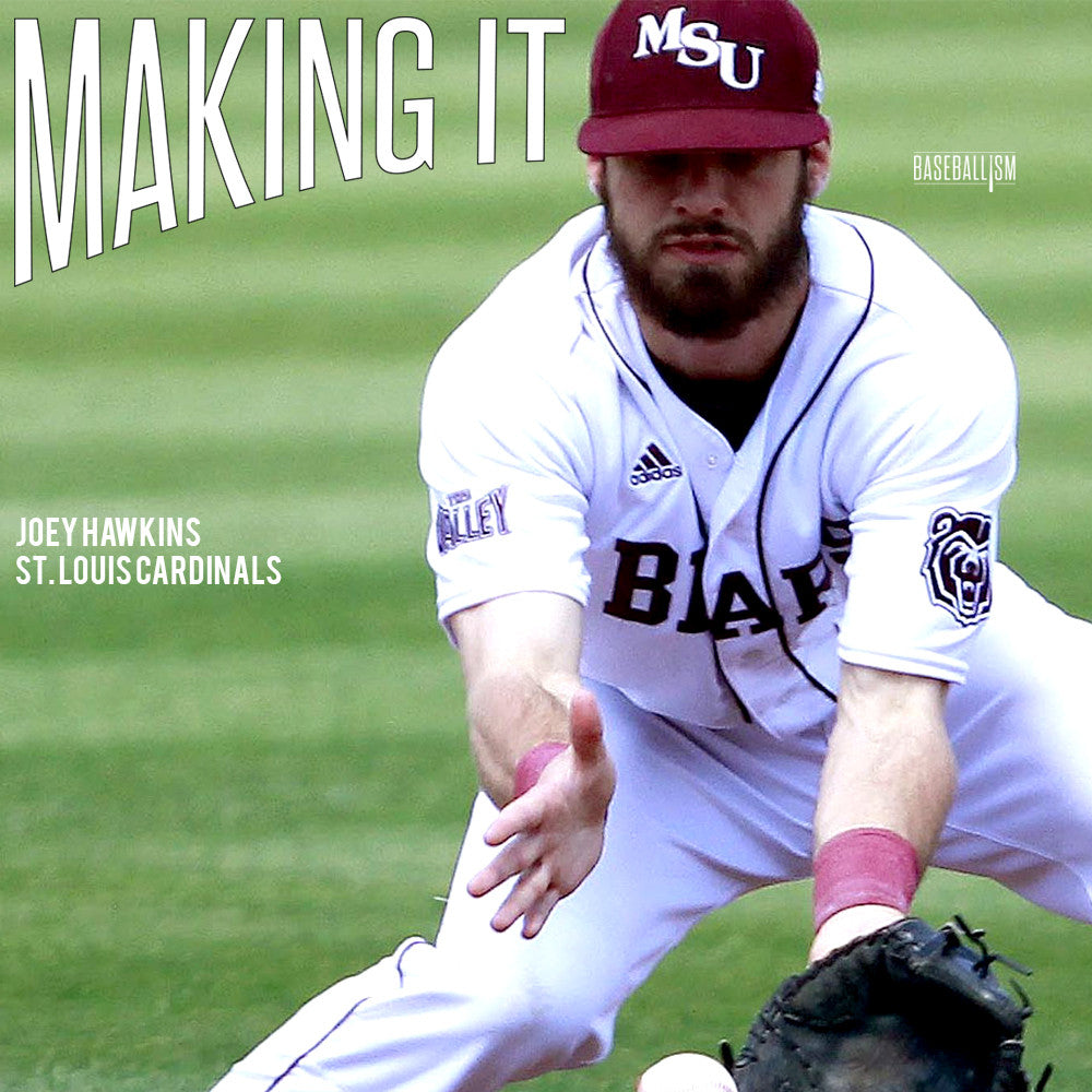 Making It: Joey Hawkins, St. Louis Cardinals