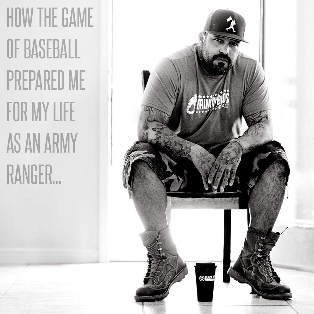 How The Game of Baseball Prepared Me for Life as an Army Ranger… and What Came After by Vincent Vargas
