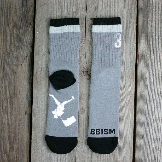 3 Up 3 Down Socks - Mid Calf 2.0