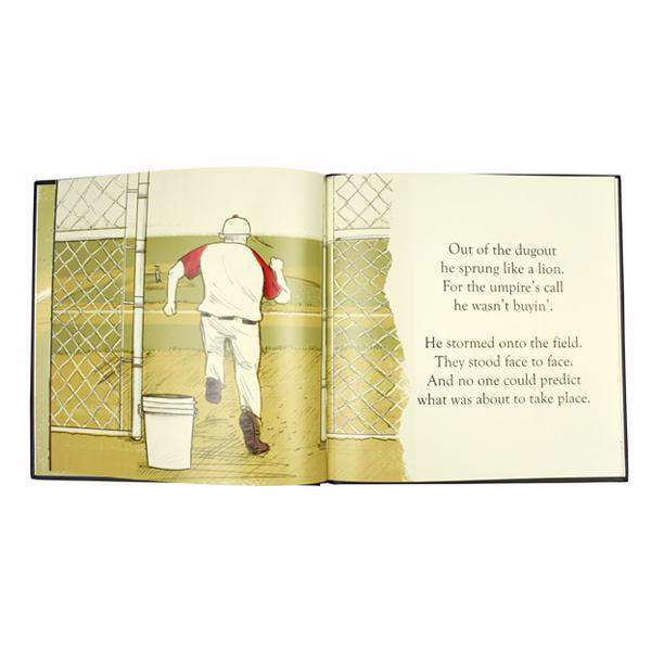 The Baseball Game Before Christmas - Children's Book