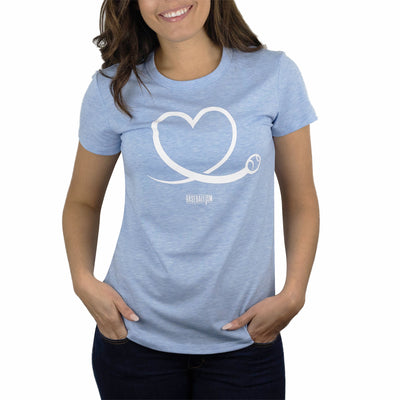 Bad Hop Heart - Women's Perfect Fit Tee