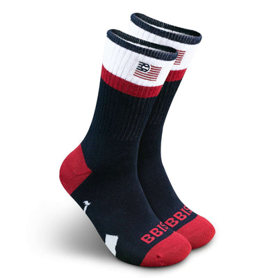 Baseball Nation Socks - Mid Calf 2.0