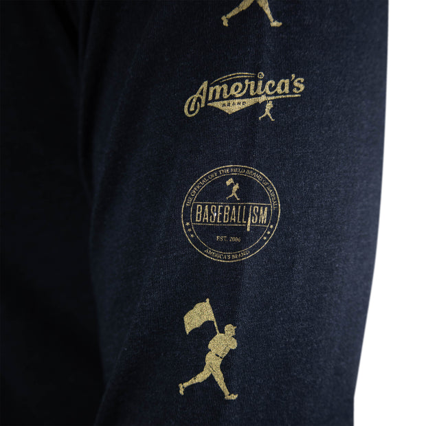 Baseballism Classic Branded Long Sleeve
