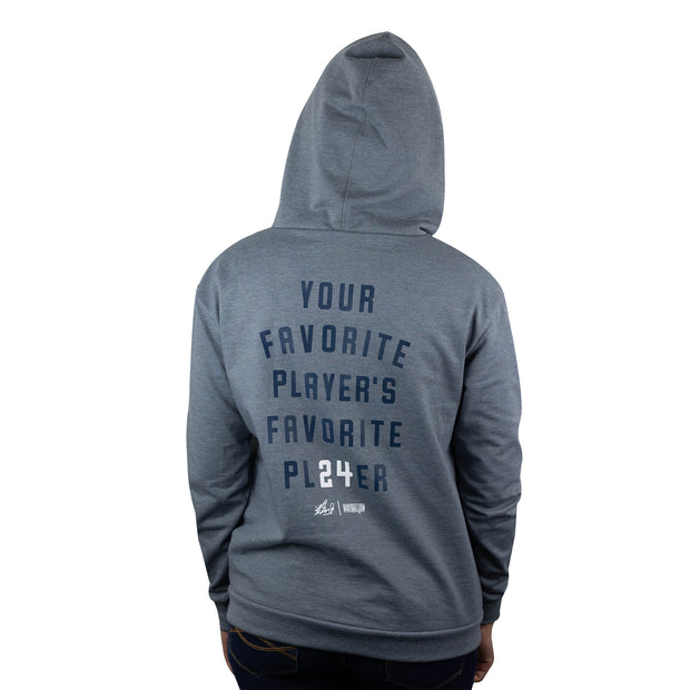 Your Favorite Player (Women's Hoodie) - Ken Griffey Jr. Collection - PRE-ORDER - SHIP DATE 4/30/21