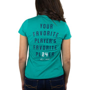 Your Favorite Player (Women's Perfect Fit) - Ken Griffey Jr. Collection