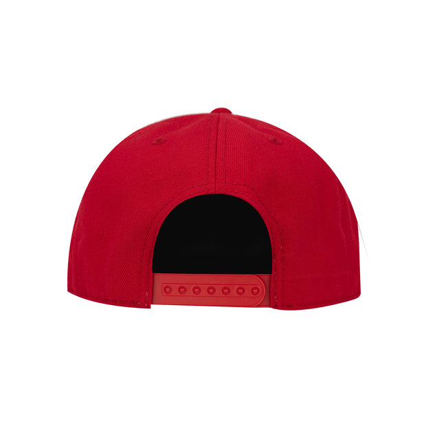 Flag Man Cap - Red and White
