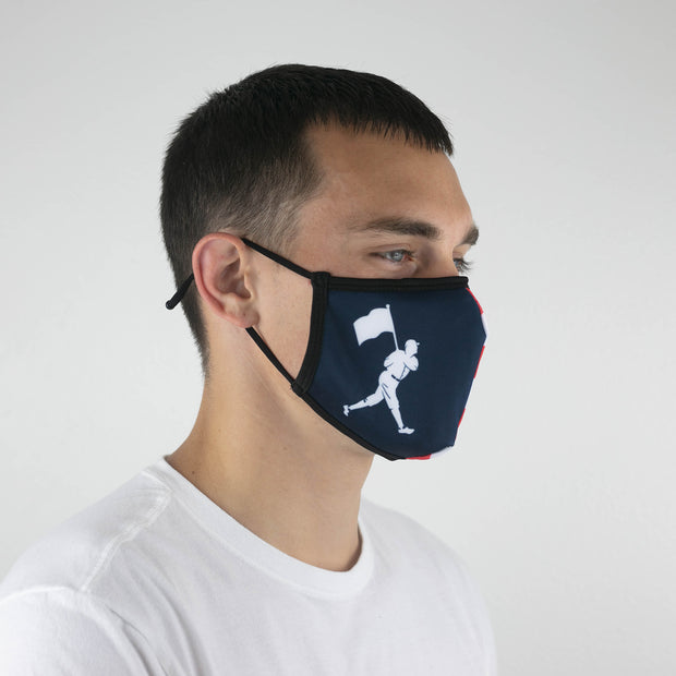 Flag Man USA Fashion Mask - Unisex