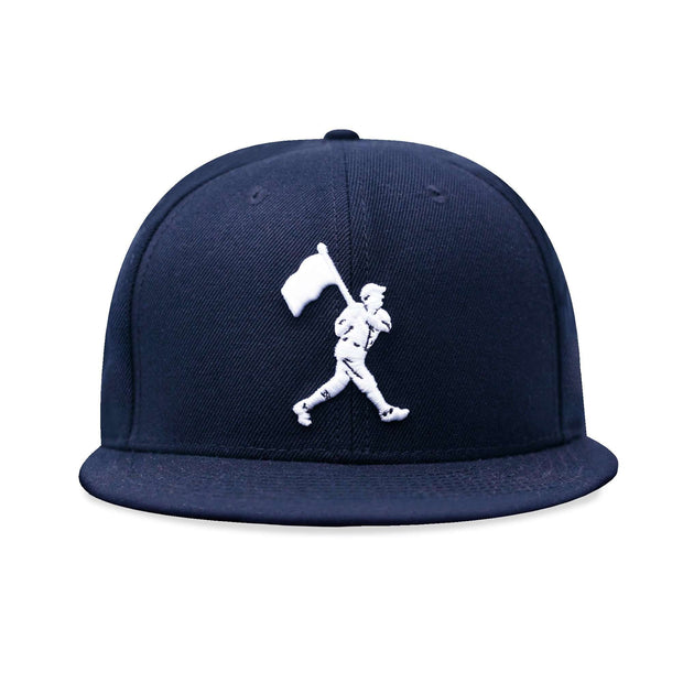 Flag Man Cap - Dark Navy