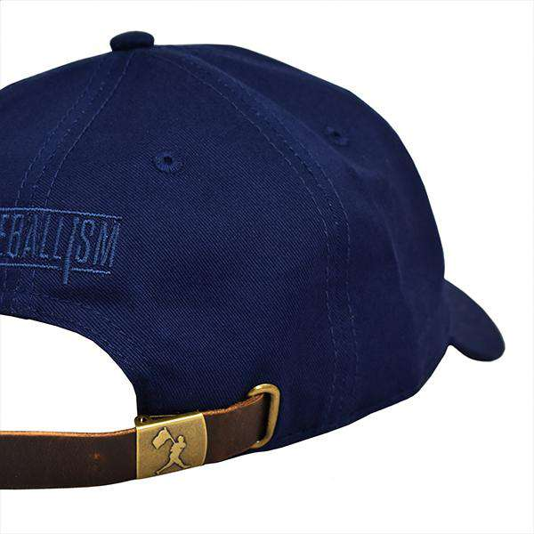 Flag Man Navy - Relaxed Fit Cap