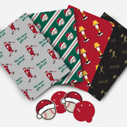 Christmas Wrapping Paper Pack