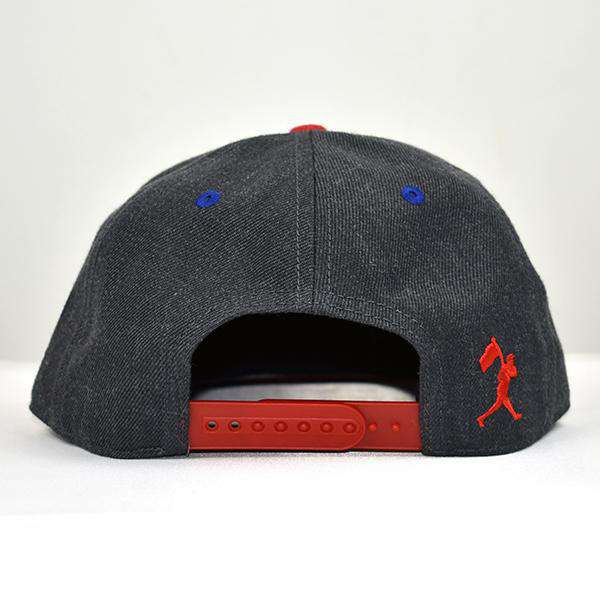 United Seams Cap - Storm Grey