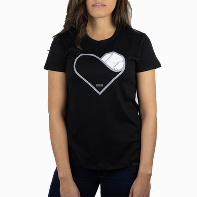 Heart Seams - Women's Perfect Fit Tee