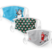 Holiday Mask 3-Pack