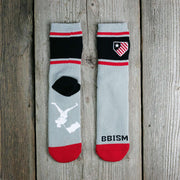 Home Team Socks - Mid Calf