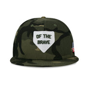 Home of the Brave Cap - Camo