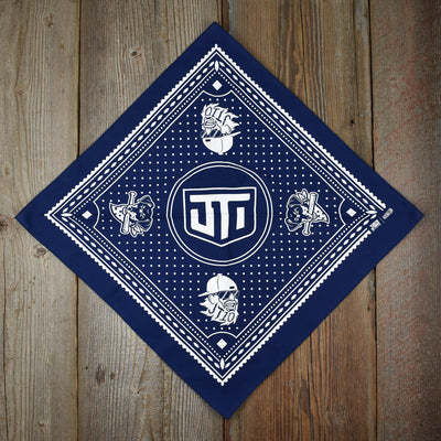 Moonshine's Bandana - Justin Turner Collection