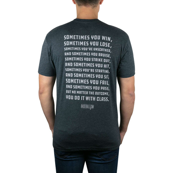 The Outcome - Quote Tee