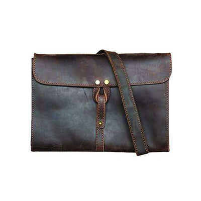 Mae Glove Leather Crossbody Bag