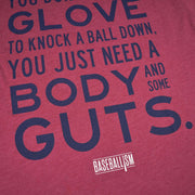 Knock It Down - Quote Tee