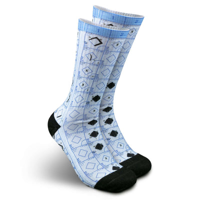Scorebook Socks - High Calf