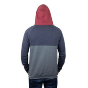 United Seams Color Blocked Hoodie