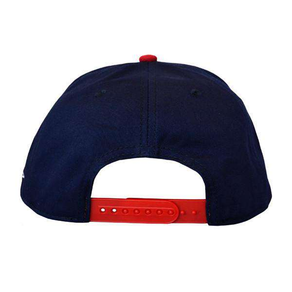 american flag cap back