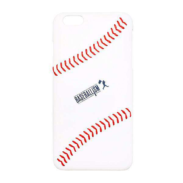 Baseball Leather Phone Case 2.0 (iPhone 6 Plus/6s Plus)