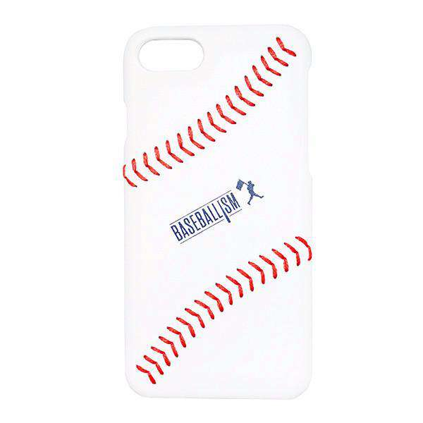 Baseball Leather Phone Case 2.0 (iPhone 7 or iPhone 8)